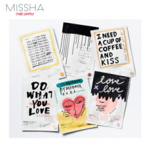 MISSHA A Mask Sheet only For Me 23ml*10ea [Kelly Park Edition][Online Excl.],MISSHA